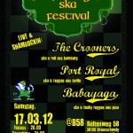 St.Paddy´s Ska Festival im B58