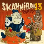 Album Skannibal Party, Vol. 13