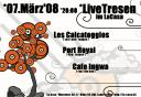 Flyer Live Tresen