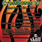 Skalls and Crossbones IV im Kato