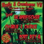 Flyer SKAlls&Crossbones VII